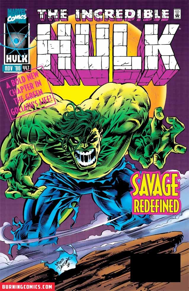 Incredible Hulk (1962) #447