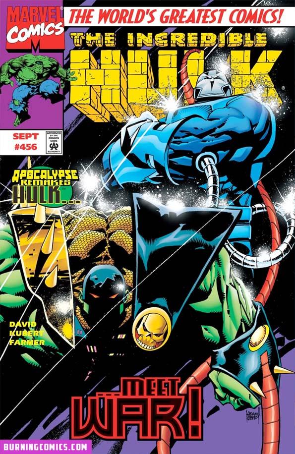 Incredible Hulk (1962) #456