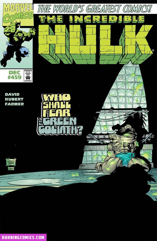 Incredible Hulk (1962) #459