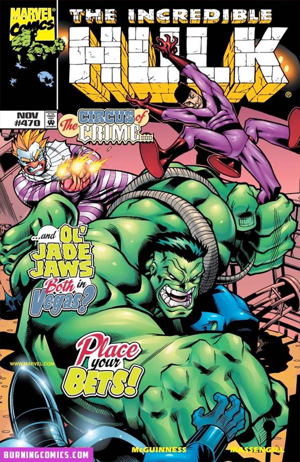 Incredible Hulk (1962) #470