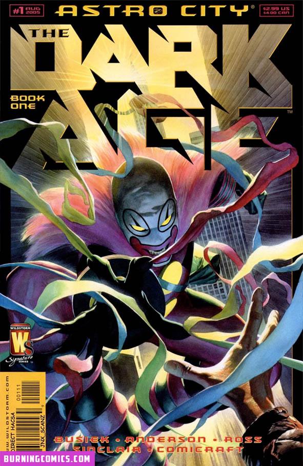 Astro City: The Dark Age Book 1 (2005) #1 – 4 (SET)