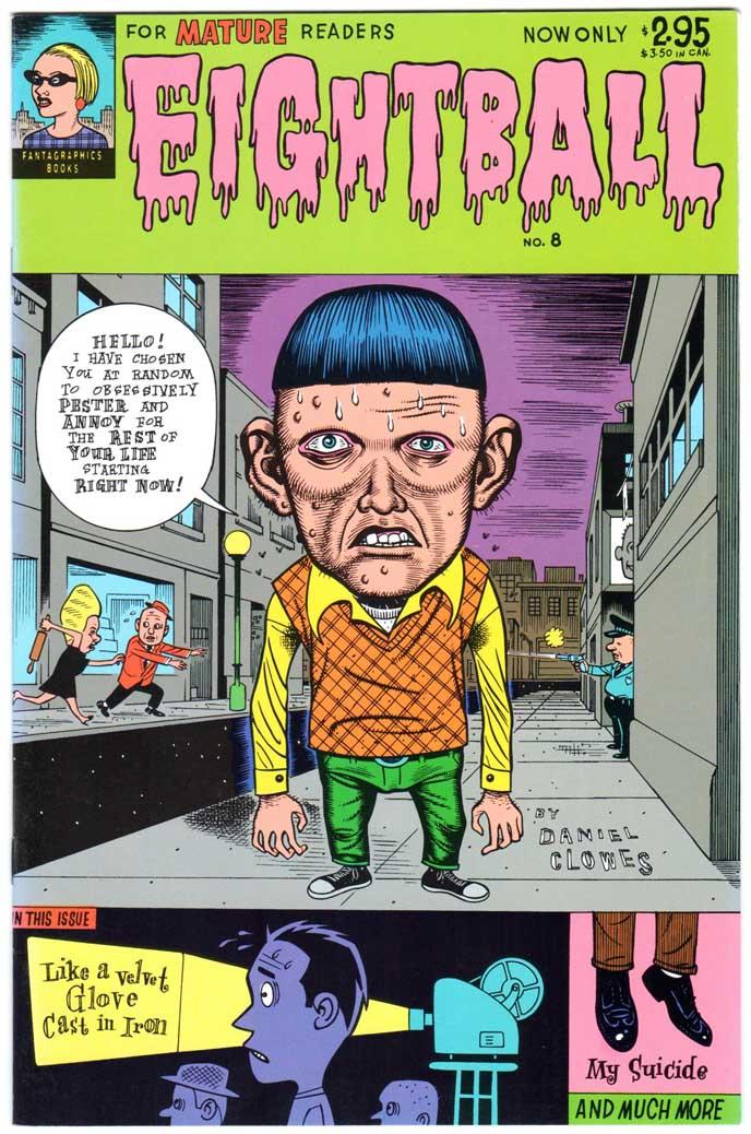 Eightball (1989) #8
