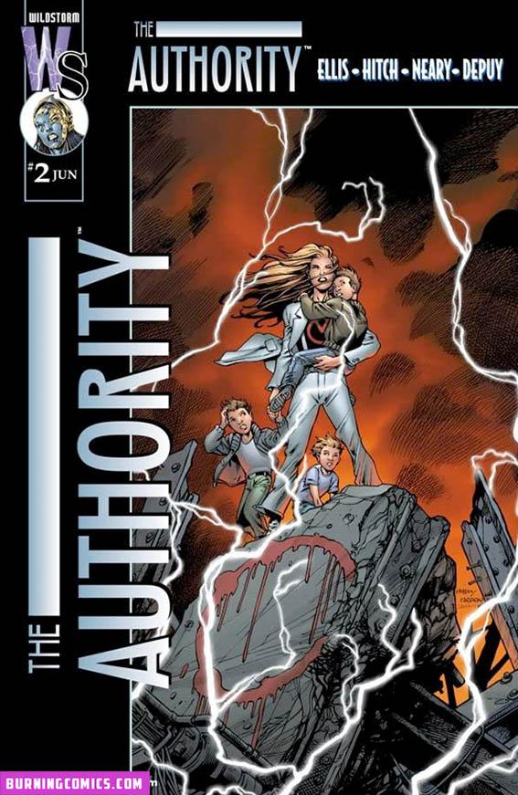 Authority (1999) #2