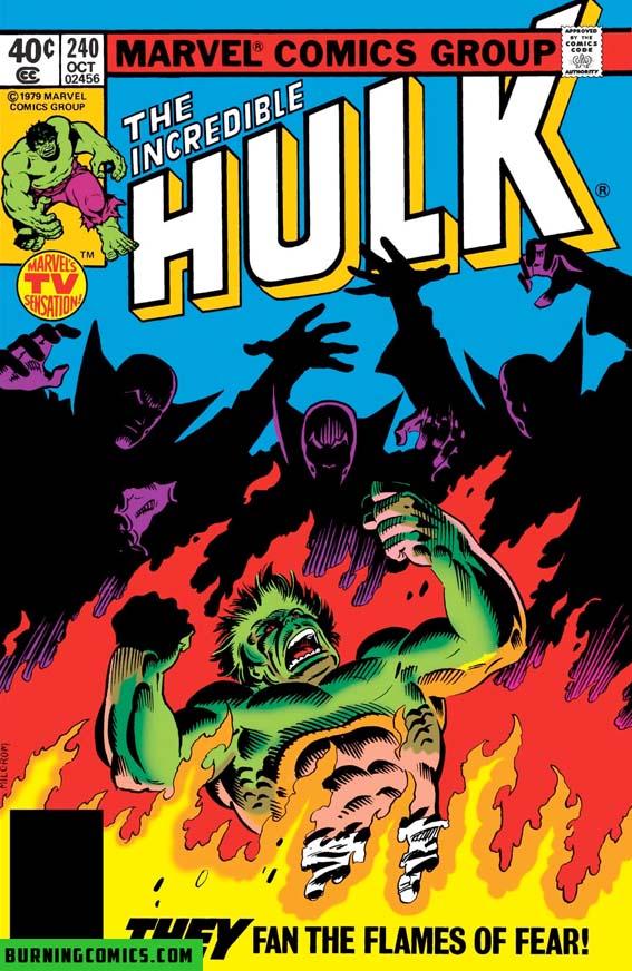 Incredible Hulk (1962) #240