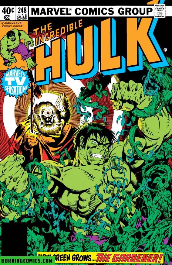 Incredible Hulk (1962) #248