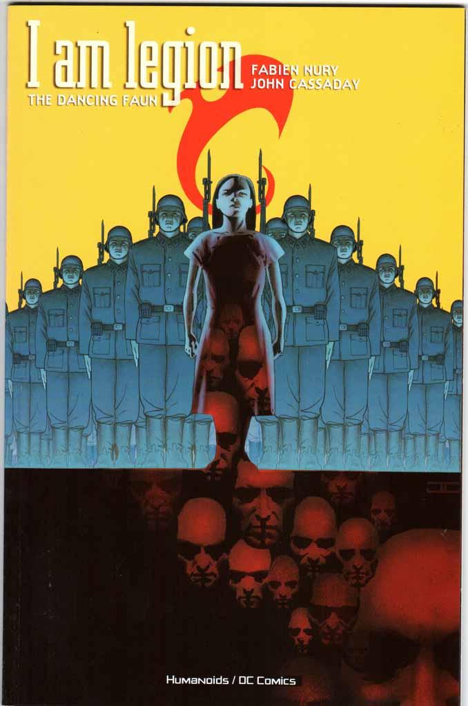 I Am Legion: The Dancing Faun (2004)