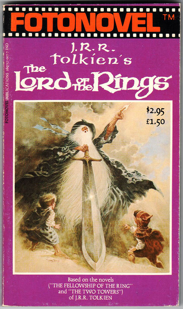 Lord Of The Rings – Fotonovel (1979)