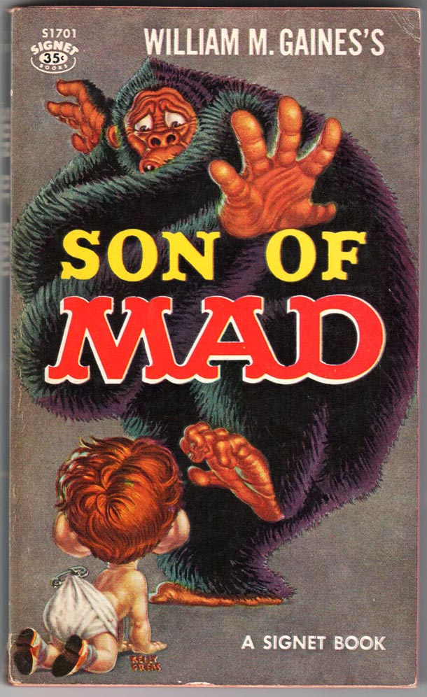 Son of MAD (1959) PB #1