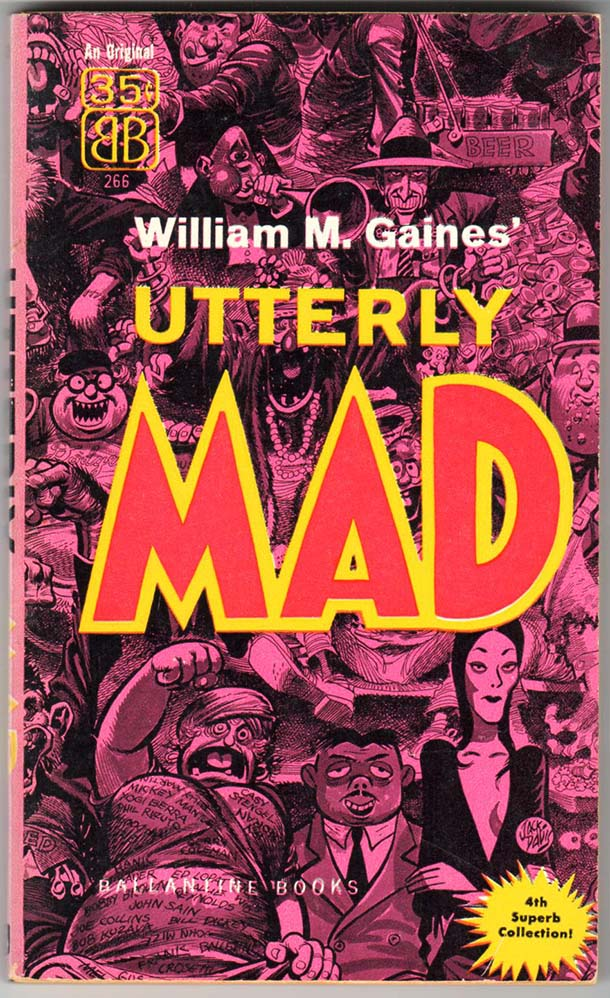 Utterly MAD (1956) PB #1