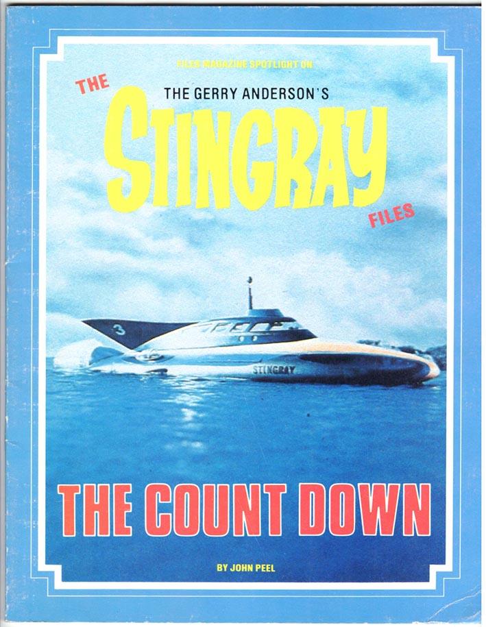 Files Magazine: Stingray Files (1986)