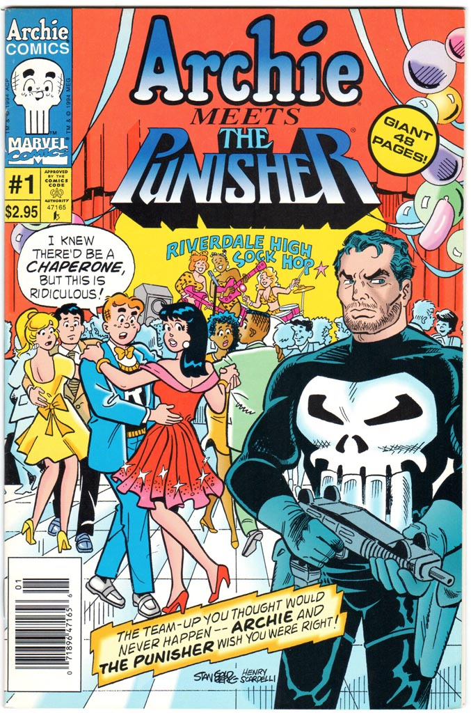 Archie Meets the Punisher (1994) #1