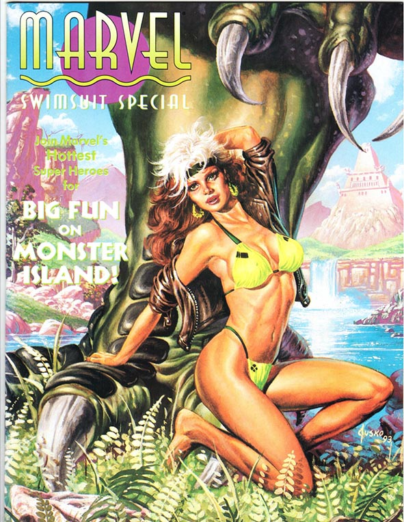 Marvel Swimsuit Special (1992) #2