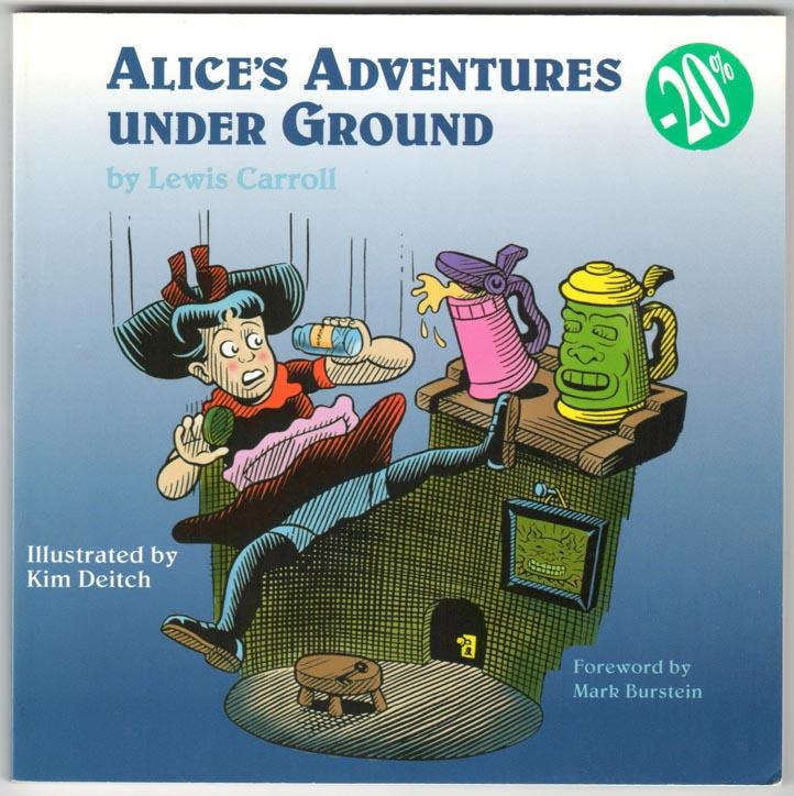 Alice's Adventures Underground (2000) SC