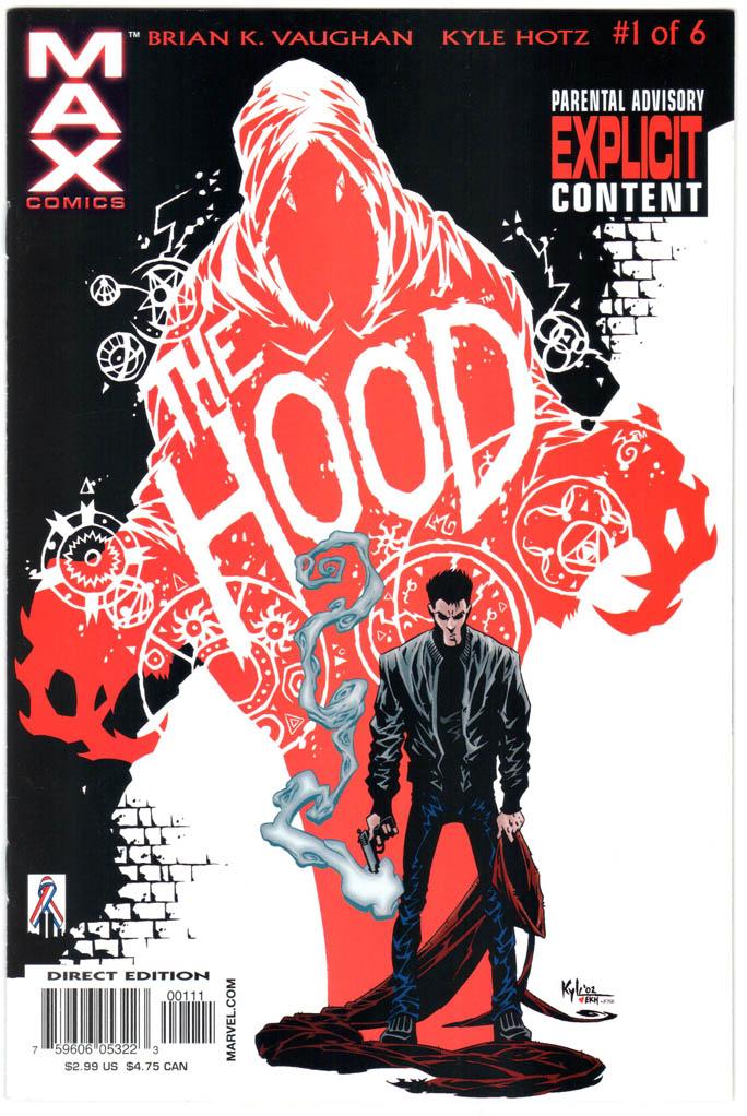 Hood (2002) #1 – 6 (SET)