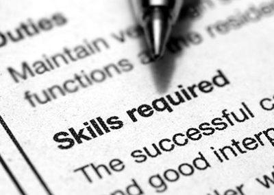 Skills Gap: Different Skills, Different Gaps
