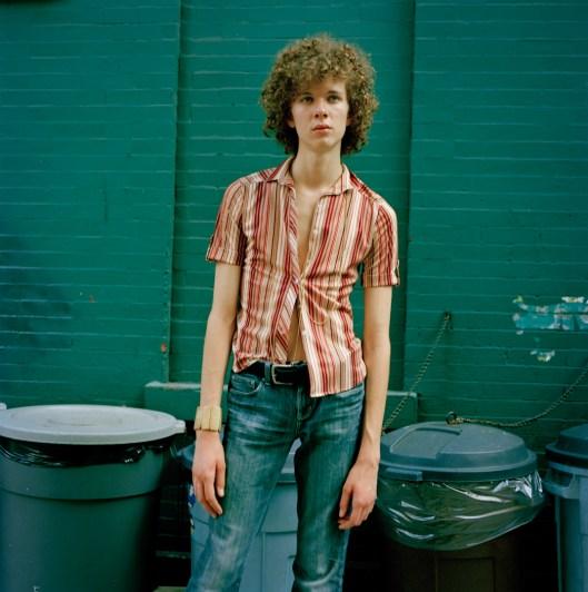 John-Mark, 20, Upper East Side, NYC.
