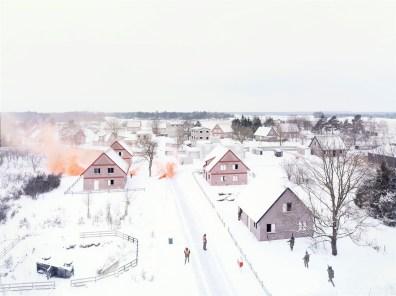 Oostdorp - Training area for urban warfare
