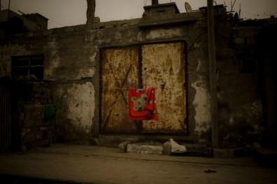 Shati Camp. Gaza Strip. 02-04-2011
