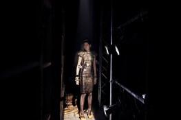 salvatore ferragamo fashion show, milan 2009