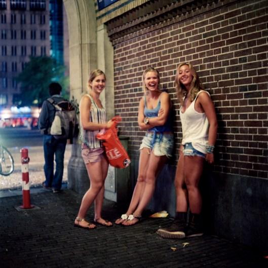 Nederland, Amsterdam, Taillights Fade, 2012 Foto: Bart Koetsier
