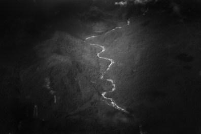 Aerial view of the Napo River. Beni Region. Ecuador. 2011