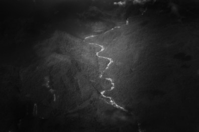 Aerial view of the Napo River. Beni Region. Ecuador. 2011