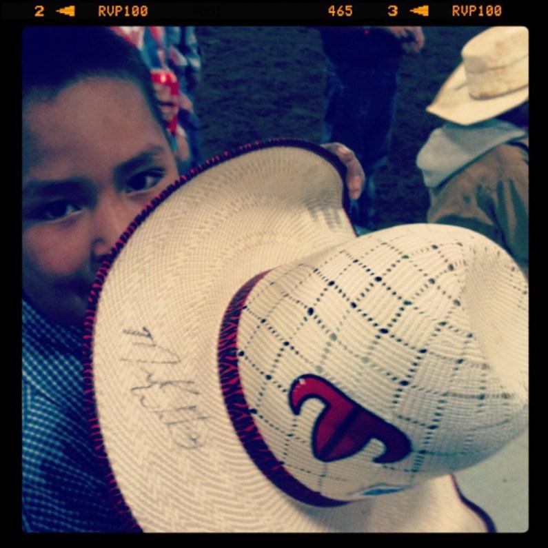 Youth Rodeo Finals. Ignacio, Colorado.