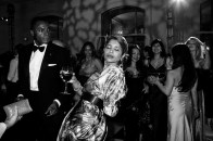 Deepa Pakianathan dances during the after party for the San Francisco Ballet Opening Night Gala. Galas often have an after party where patrons mix with a younger crowd with the hope that the next generation will become interested in the organization and someday become patrons.