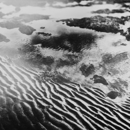 Ripples in the afternoon, Vesturbaer.