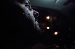 bail bondsman and bounty hunter. Flatbush, Brooklyn, NYC, US, 2013.