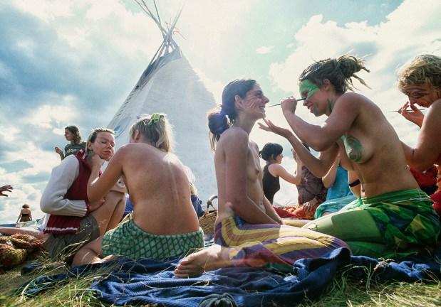 Tribe - Somewhere under the Rainbow