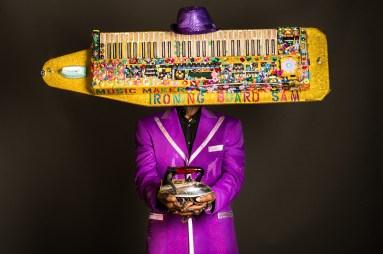 Ironig Board Sam -- solo artist.