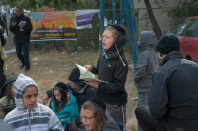 The pilgrimage has grown from a few hundred in 1990 to 30000 in 2014. It has becoming an annual bonding trip for fathers and sons. Approximately 30,000 religious Jews make an annual pilgrimage to the tomb of Breslover Rabbi Nachman's tomb in Uman, Ukraine for Rosh Hashanah. The pilgrimage is unique because it attracts men from across the spectrum of Judaism. In making the pilgrimage, they believe that Rabbi Nachman will intercede on their behalf on Yom Kippur, the Jewish day of atonement.