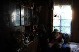 Waltraut Minnts bedroom