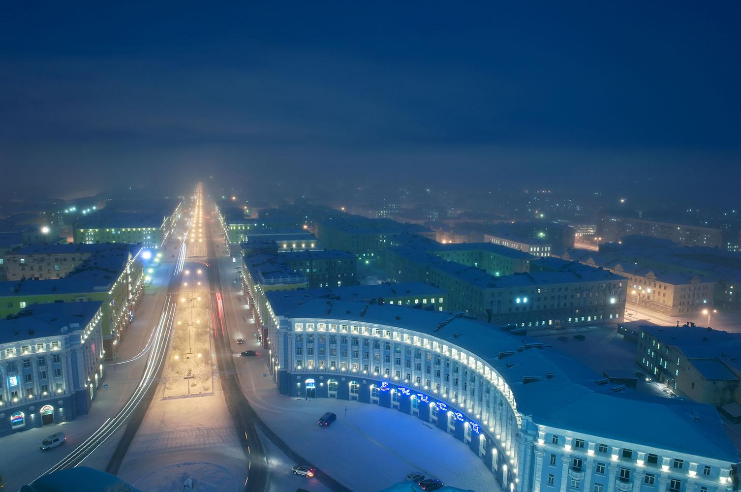 Αποτέλεσμα εικόνας για Το Norilsk