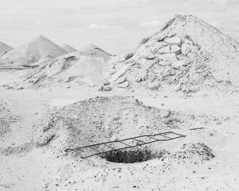 Hole, Coober Pedy, Australia. – © Antoine Bruy