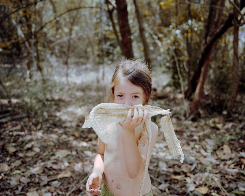 Naëlann with a snake skin. He has never been to a formal school, a practice called 'unschooling' – © Neha Hirve
