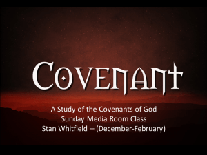 Covenant Class