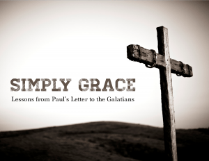 Simply Grace sign