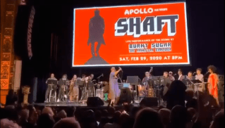Burnt Sugar Arkestra performs Shaft live at The Apollo