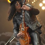 fotografie Slash live