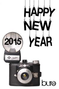 Nieuwjaarskaart buro33 2015