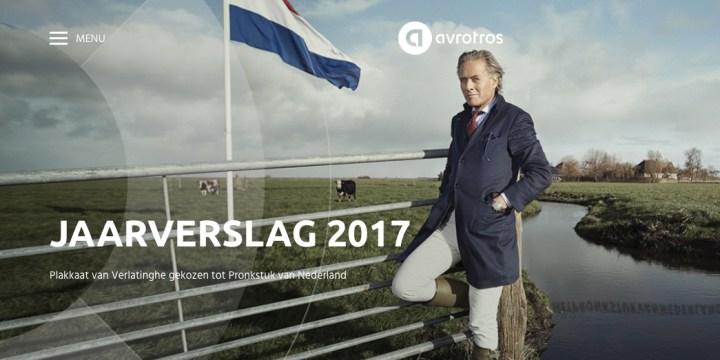 AVROTROS Jaarverslag 2017