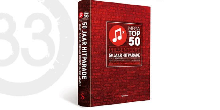 Mega Top 50 jubileumboek