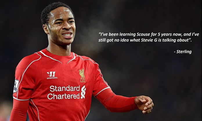 Raheem Sterling demands Liverpool move. Sterling afraid of becoming
