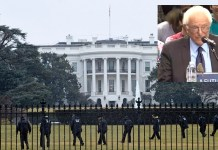 Birdie Sanders Assassinated; Found Dead Outside Front Door Of White House
