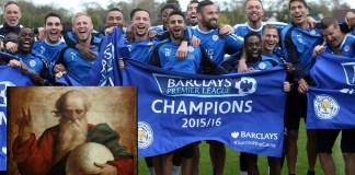 God Shocked By Leicester City Title