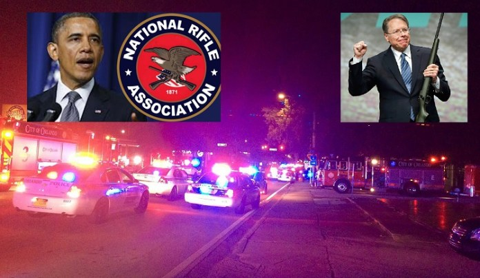 NRA Demands Obama Use Executive Action To Ban Gay Nightclubs