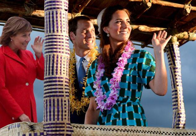 Christy Clark to accompany Royal's on their tour of BC and Hawaii   Royal family BC