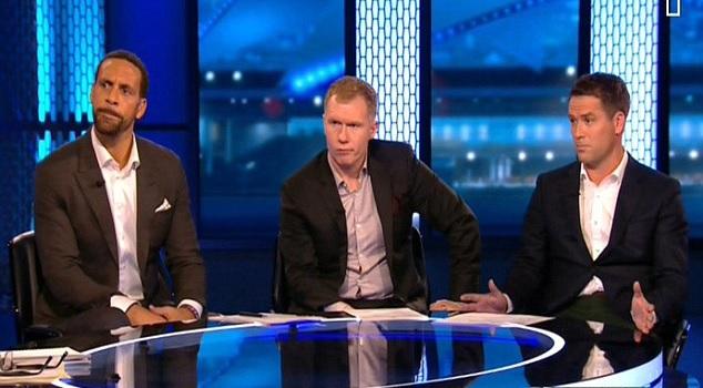Scholes And Ferdinand Admit To Wearing Earplugs Every Time Owen Speaks